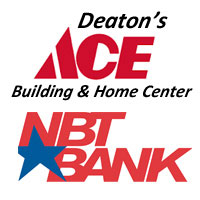 Show Sponsors: Deaton's Ace Building and Home Center, and NBT Bank